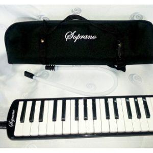 KHS Musical Instruments Sopran melodika
