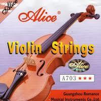 Alice žice za violinu 4/4