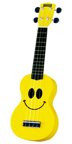 Mahalo Smile ukulele