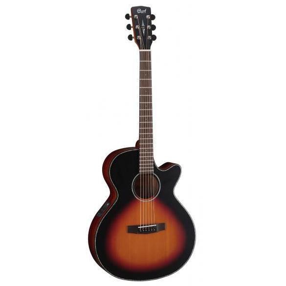 Cort SFX-E 3TSS Sunburst elektroakustična gitara