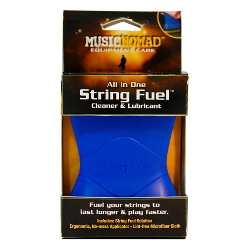 Music Nomad MN109 sredstvo za čišćenje i podmazivanje žica na gitari