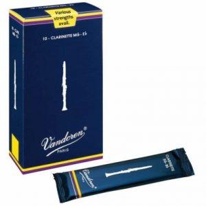 Vandoren Bb trske za klarinet 3