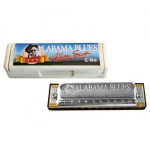 Hohner Alabama blues C usna harmonika