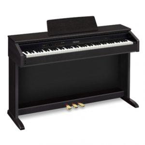 Casio AP260 električni klavir crni/braon