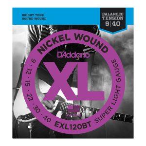 D'addario EXL120BT žice za električnu gitaru