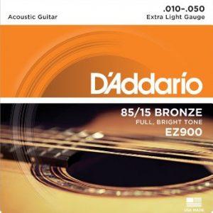 D'addario EZ900 žice za akustičnu gitaru