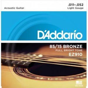 D'addario EZ910 žice za akustičnu gitaru