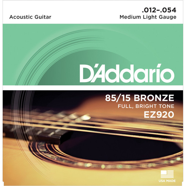 D'addario EZ920 žice za akustičnu gitaru