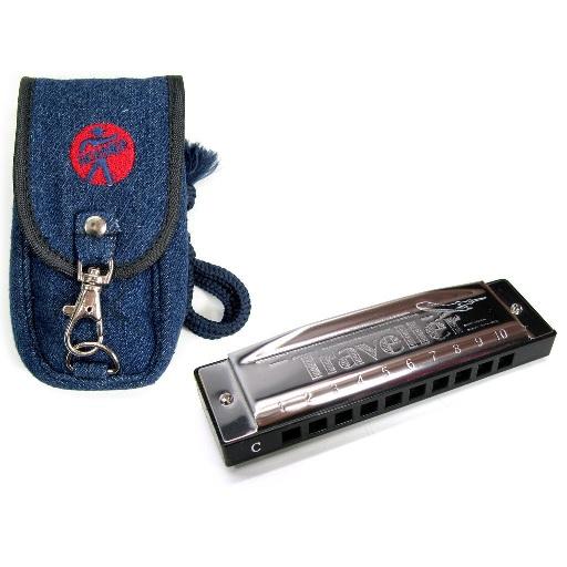 Hohner Traveller M91701 usna harmonika