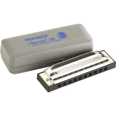 Hohner Special 20 C Bb G usna harmonika