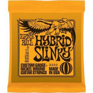 Ernie Ball Hybrid Slinky 09-46 žice za električnu gitaru P02222