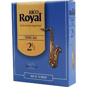 Rico Royal trske za tenor saksofon 2.5 3
