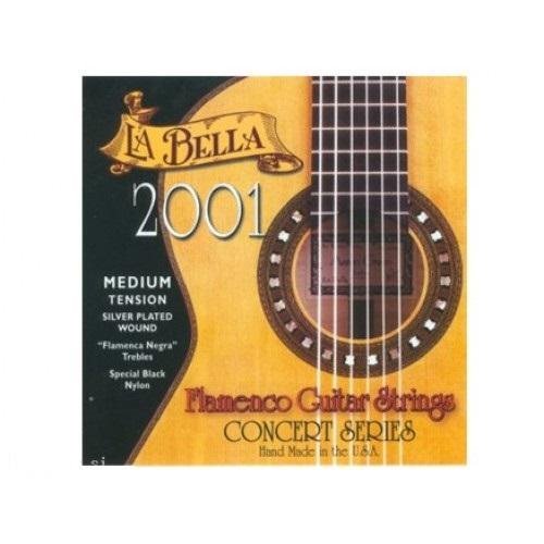 LA BELLA 2001FLM Žice za klasičnu flamenco gitaru