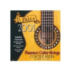 LA BELLA 2001 FLH Žice za klasičnu flamenco gitaru