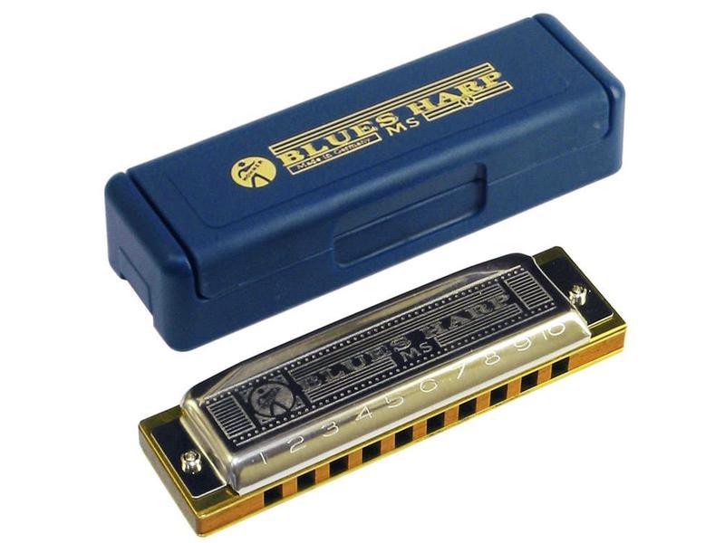 Hohner Blues Harp C D F A B usna harmonika