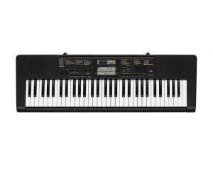 Casio CTK-2400 osnovna klavijatura 5 oktava