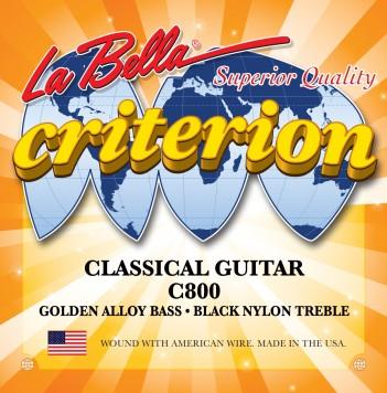 La Bella Criterium C800 žice za klasičnu gitaru