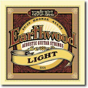 Ernie Ball Earthwood 80/20 11-52 žice za akustičnu gitaru P02004