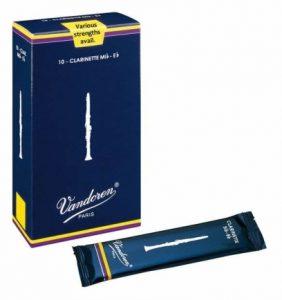 Vandoren Bb trske za klarinet 2 2.5