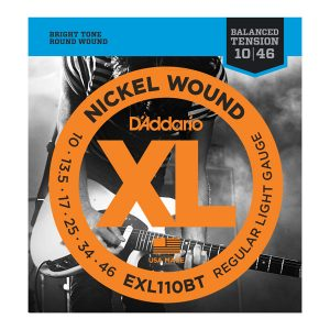 D'addario EXL110BT žice za električnu gitaru