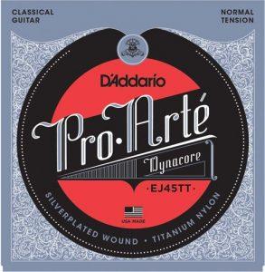 D'addario Pro Arte EJ45TT žice za klasičnu gitaru