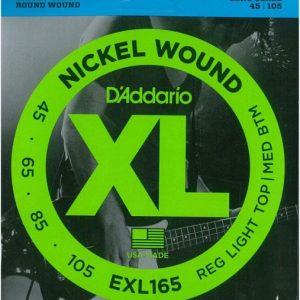 D'addario EXL165 žice za bas gitaru