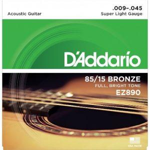 D'addario EZ890 žice za akustičnu gitaru