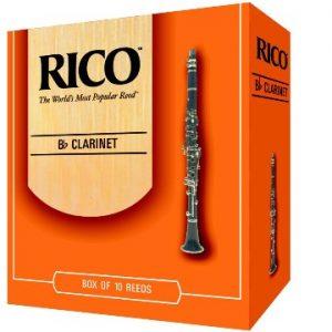 Rico Bb trske za klarinet 2.5 3 3.5+