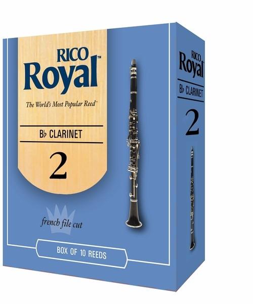 Rico - Royal Bb trska za klarinet 2/2.5/3