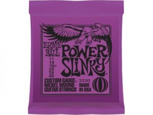 Ernie Ball Power Slinky 11-48 žice za električnu gitaru P02220