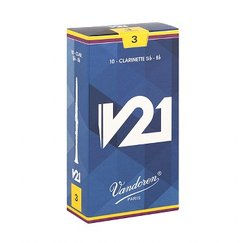 Vandoren V21 trske za klarinet 2.5