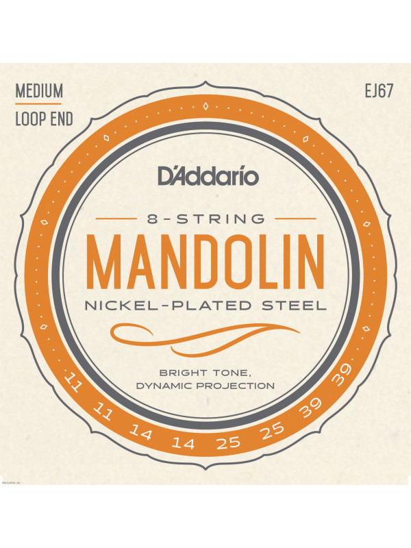 zice za mandolinu